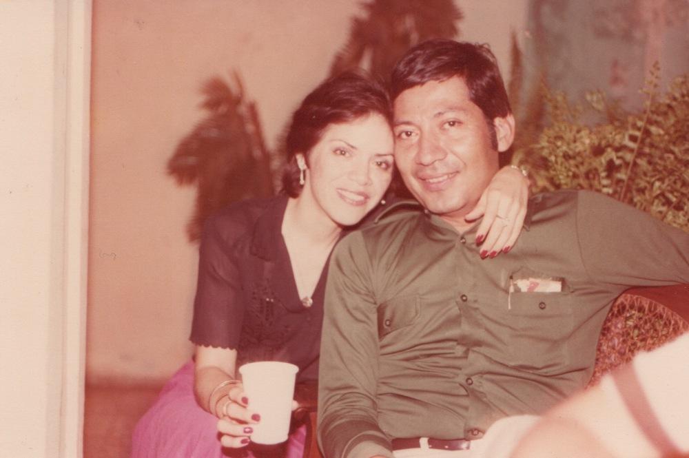 Nubia y yo 1983